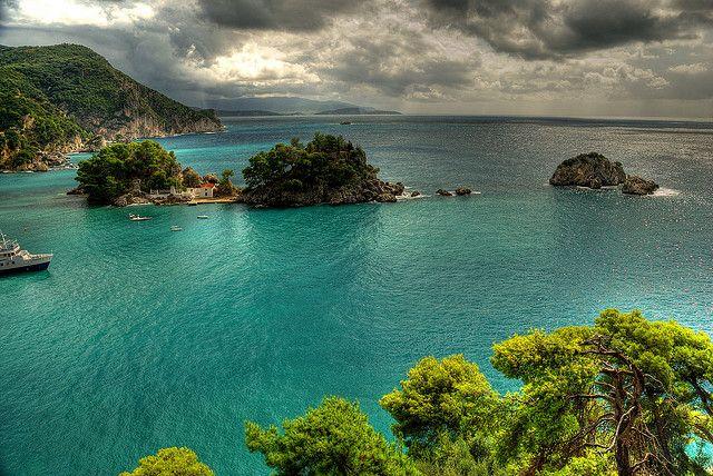 Parga, Epirus, Greece (by Antonis) #greece #travel www.house2book.com