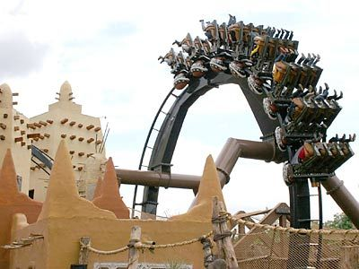 Phantasialand, Germany