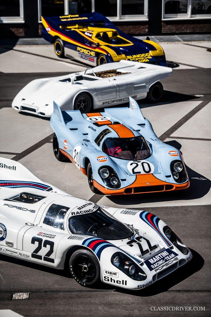 Porsche 917: 1969 The First Season… | primotipo in 2020