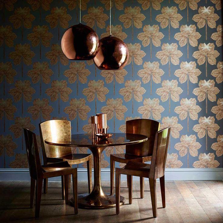 Tapeten Zimmer Und Rohde : auf Pinterest Damast-tapete, Goldene Tapeten und Moderne Tapete