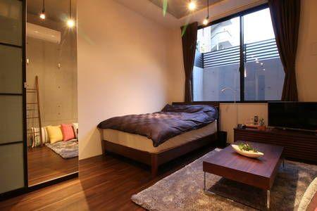 Airbnbで見つけた素敵な宿: Central Tokyo, Cozy & Compact #1 - 借りられるアパート - Shinjuku-ku