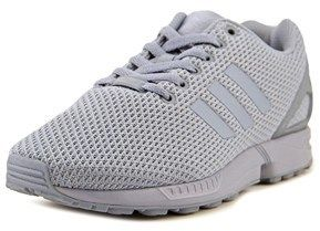 adidas Zx Flux Men Round Toe Synthetic Blue Sneakers.