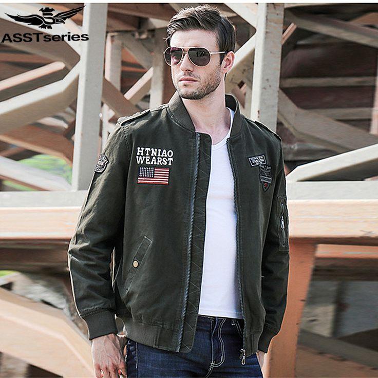 Military Bomber Jacket Men Men's Tactical Army Jackets And Coats Chaqueta Militar Hombre Outwear Chaqueta Cazadoras Hombre.DA16 #Affiliate