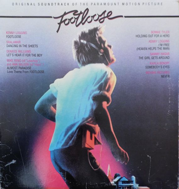 Check out this item in my Etsy shop https://www.etsy.com/uk/listing/244297543/footloose-soundtrack-1984-usa-issue