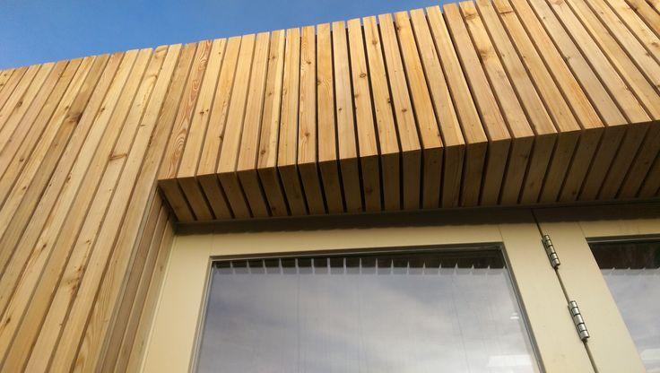 Studio Jeroen Schoots | Houten uitbouw
