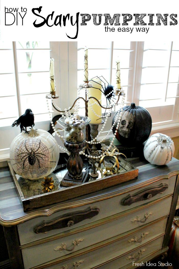 50 best Halloween Goodness images on Pinterest Holidays halloween - halloween party decorations for adults