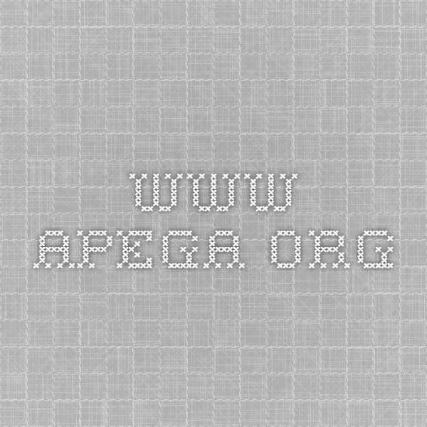 www.apega.org