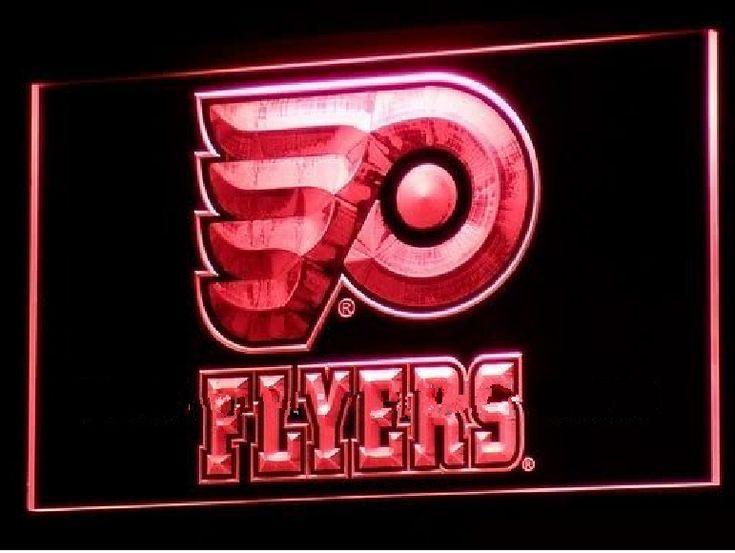 Philadelphia Flyers LED Neon Sign Light NHL Hockey Sports Team  #Unbranded #PhiladelphiaFlyers