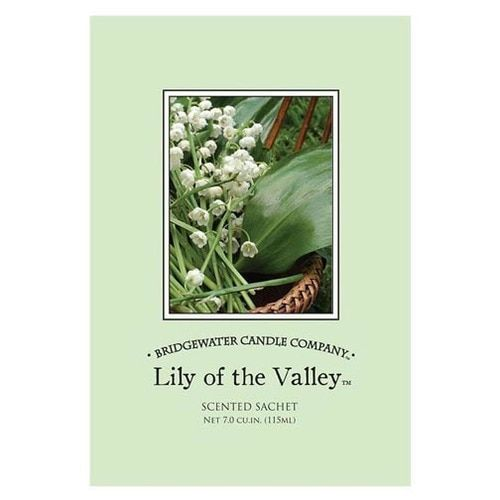 Bridgewater Candle Scented Sachet - Lily of the Valley