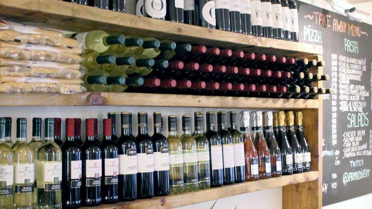 Italian Wine at Prima Sapori d'Italia