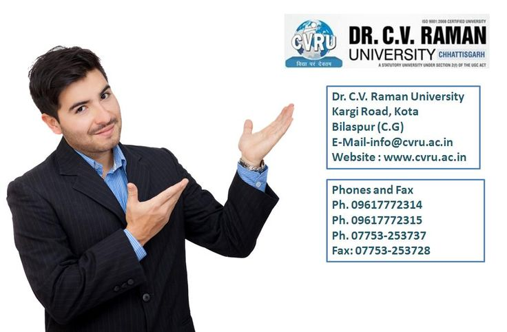 Dr. C. V. Raman University is Among the Top 10 Universities in India