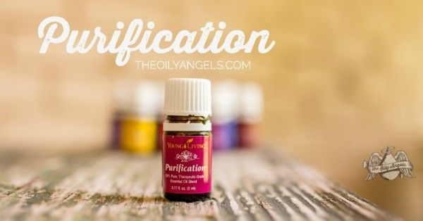 Purification Essential Oil www.homemademommy.net