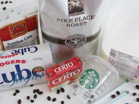 how to make liquid sugar for iced coffee