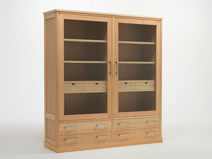 Colonia Wooden Display Cabinetssingle