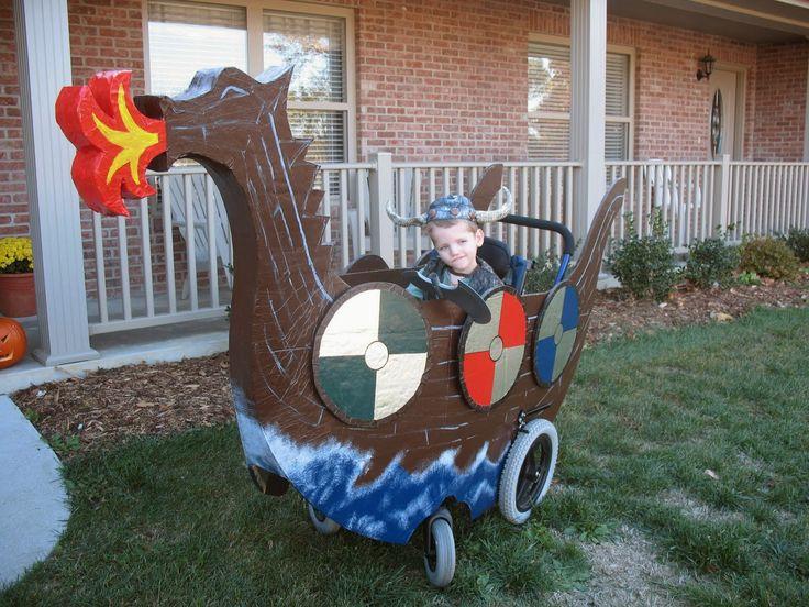Fantasias brilhantes do Halloween para quem usa cadeira de rodas