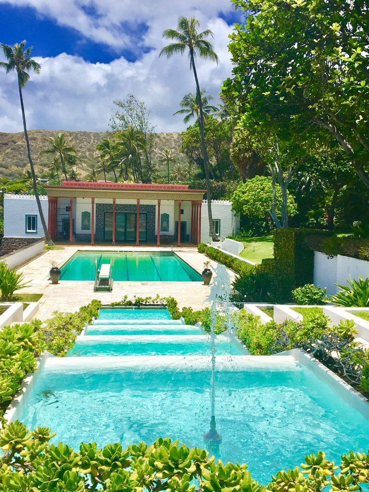 Shangri-La Oahu, the famous Doris Duke residence, is a hidden island gem loaded with amazing memories   Hawaii   Oahu   Luxury Residence