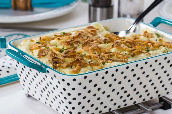 Mr Food Test Kitchen Mashed Potato Casserole