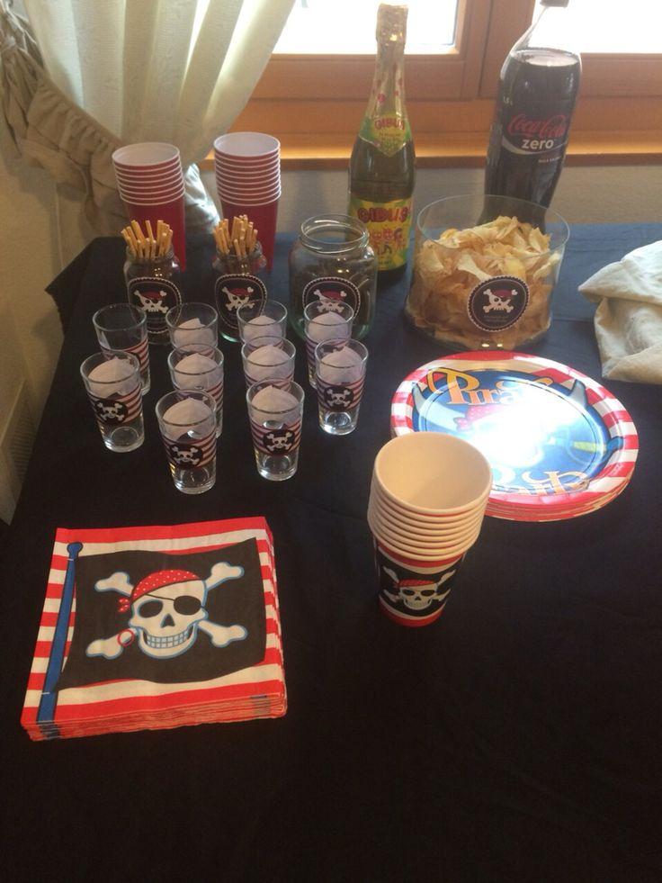 Fiesta pirata!