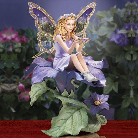 Magic in Bloom Fairy Figurine  Price $65.95