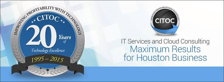 Are you looking for IT Support services in Houston? Call us on 713.490.5000 and our expert team would like to assist you.