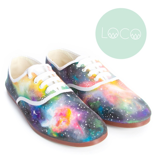 Girls Galactic pumps size 9 £100.00 #illustration #drawing #illustrator