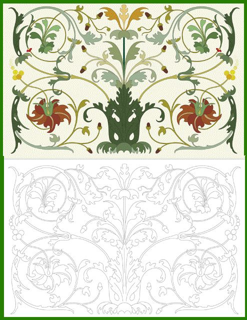 www.sdelaj.com_vectorized-nature-ornament.gif 494×640 пикс