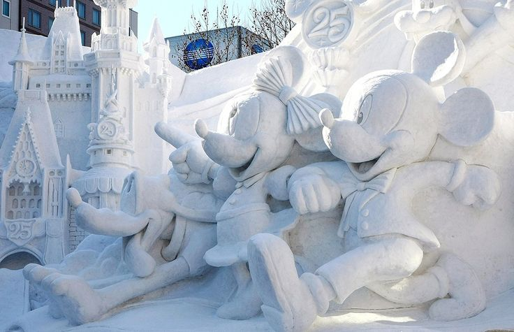 The first Snow Fest to Open in Moscow - BigTimeMoscow
