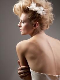 Ava Lace Trio Comb - feminine lace flowers | Dee Dee Bridal handmade vintage inspired bridal veils, headdresses & accesssories Xx