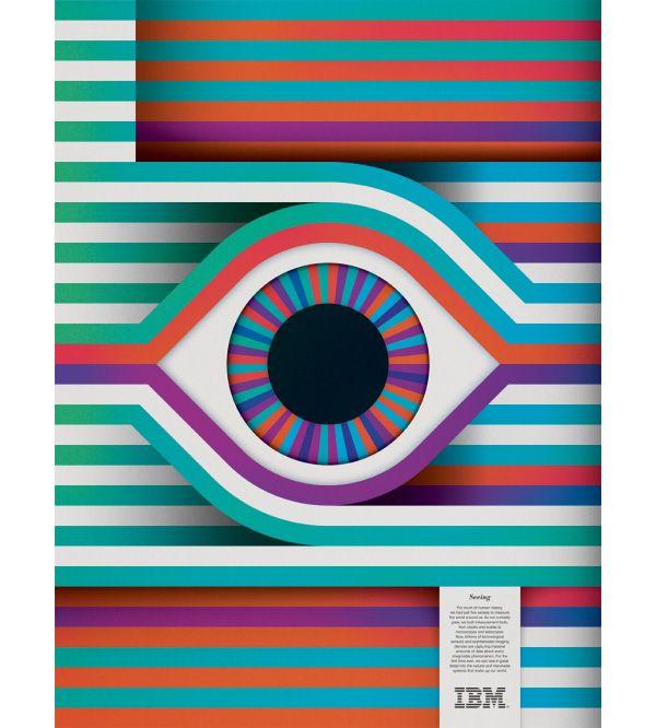 IBM THINK Exhibit by Carl DeTorres