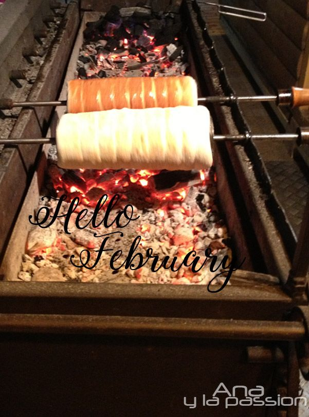 hello february - chimneycakes for keeping the freezing away by Ana y la passion