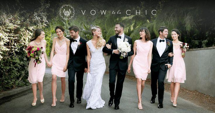 Designer Designer Bridesmaid Dress & Little White Dress Rentals Starting at $50. Save 50-85% off designer dresses for your wedding.