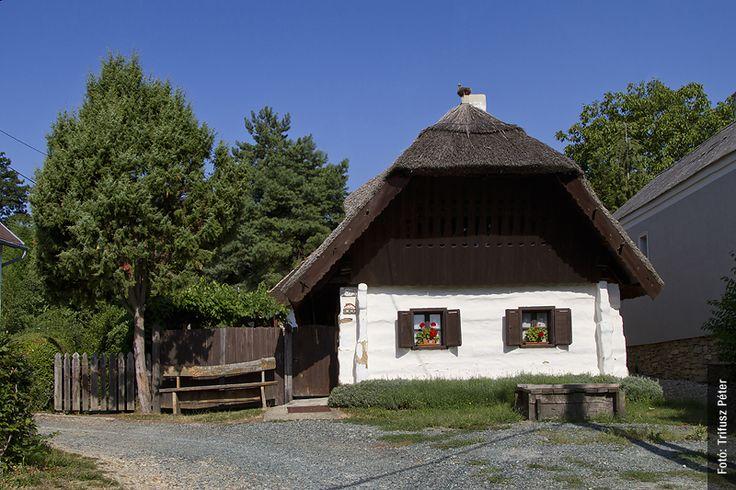 Cák old house/Írottkő Nature Park/ Hungary