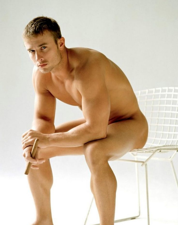sexy hard nude male models