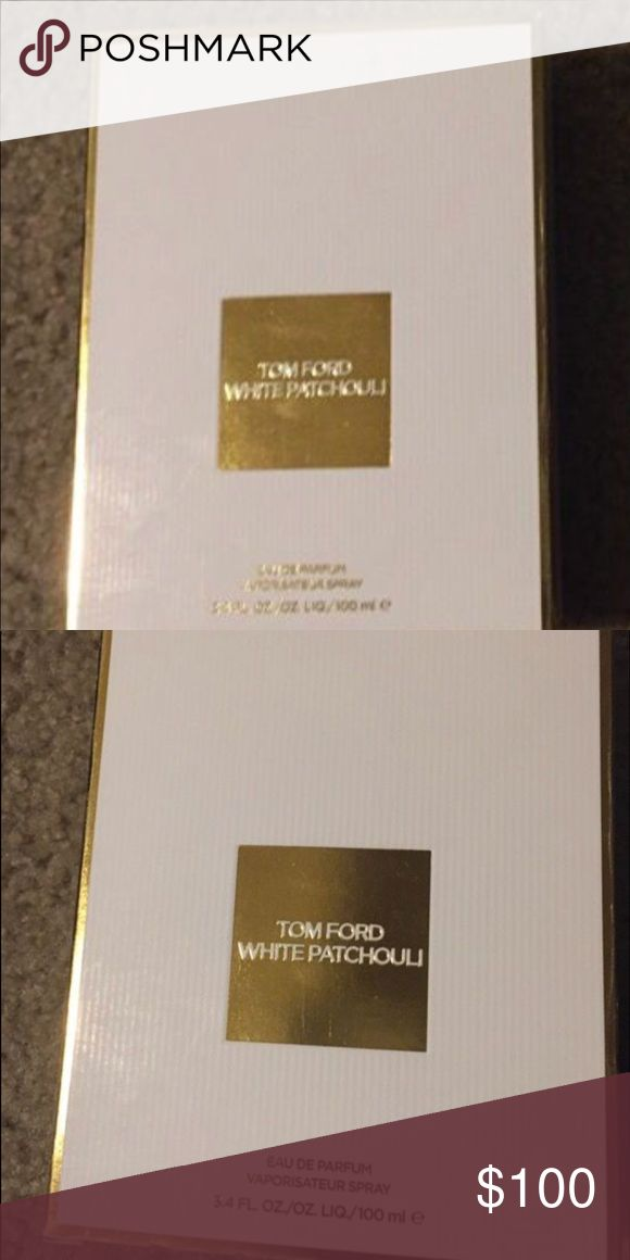 Brand new Tom Ford white patchouli Brand new 3.4 OZ Tom Ford Other