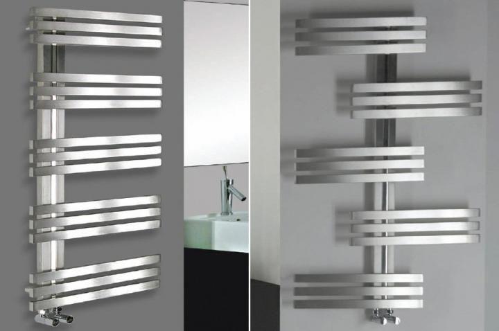 Radiadores toalleros para el cuarto de baño
