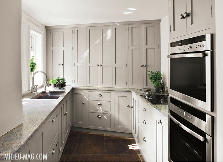 59 best Kitchens Greige and Grey images on Pinterest