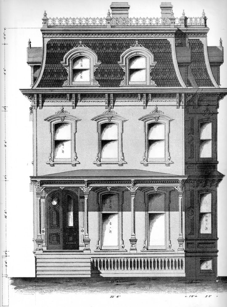 Instant House: Bicknell's Victorian Building 1