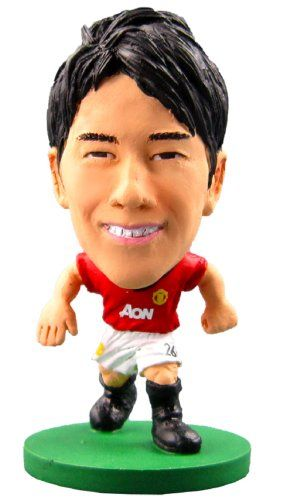 Soccerstarz Manchester United Kagawa Home Kit 2014 Version Figure *** You can get additional details at the image link.