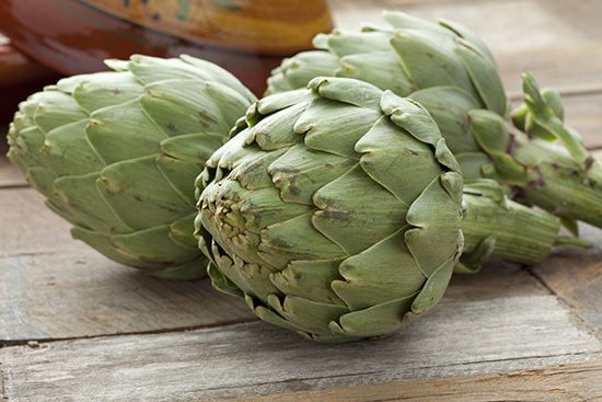 Don't let #artichokes intimidate you! Get tips on how to select, prep, and prepare this spring #vegetable like a pro.