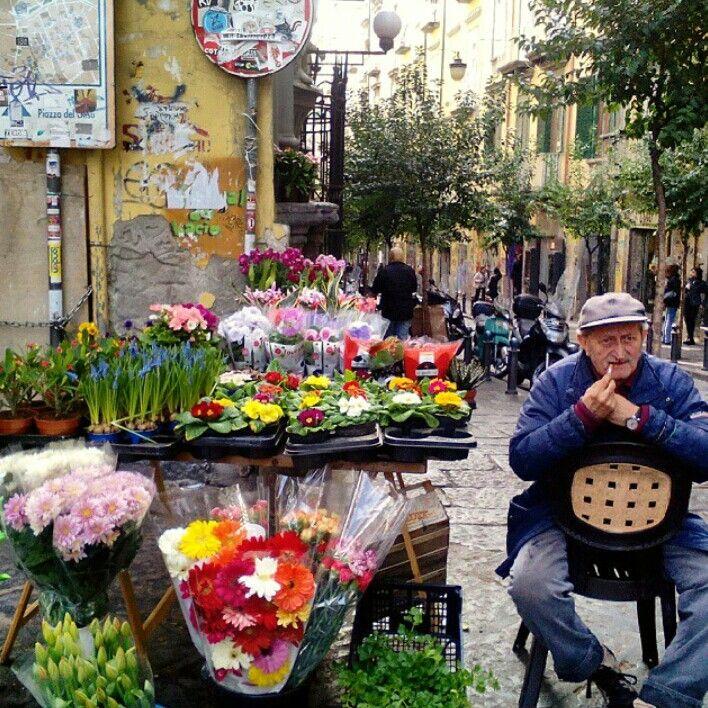 spring in Naples