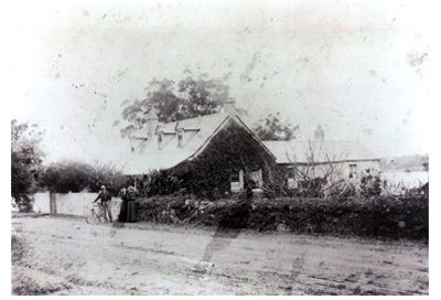 Rockend Cottage was built in the 1830's and is located at 40 Punt Road, Gladesville. In the 1870's it was home to renowned Australian poet, Banjo Paterson.