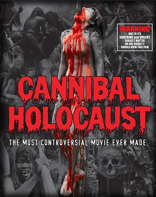 At the Movies: New acquisition: Cannibal Holocaust (1980)