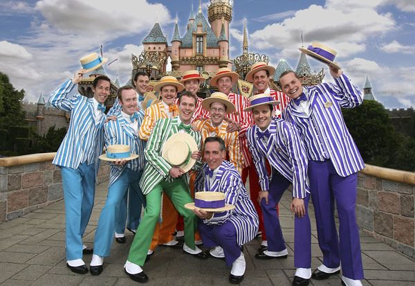 Disney theme parks have always had a strict employee code. In 1950, men couldn't have facial hair and until the 60's, men with long hair were not permitted into the park. This myth is true. Disneyland was trying to keep a wholesome image.