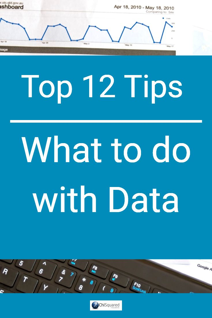 What is data and what can we do with it?