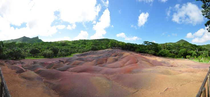 https://flic.kr/p/DVGqR9 | Seven Color Earth | From, Chamarel, Mauritius