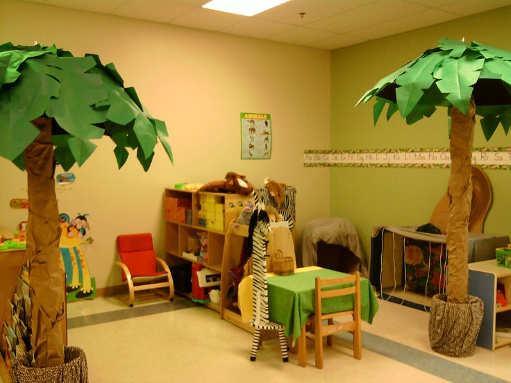 Classroom Theme Ideas For Nursery ~ Best ece dramatic play centre zoo animals images on