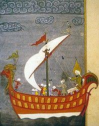 Nuh'un gemisi, Zübdetü't Tevârih
