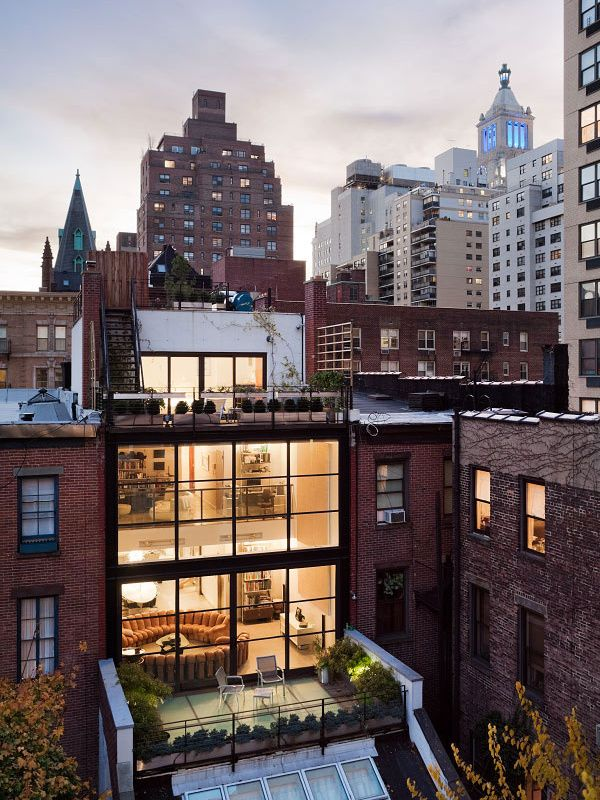 The perfect place #88 (loft Isaly, New York)