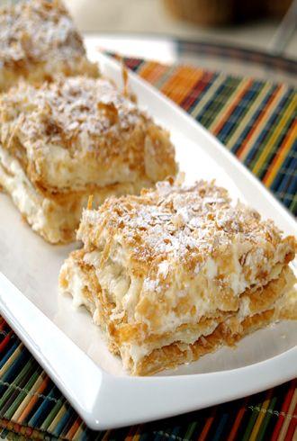 Napoleon Pastry Recipe                                                       …