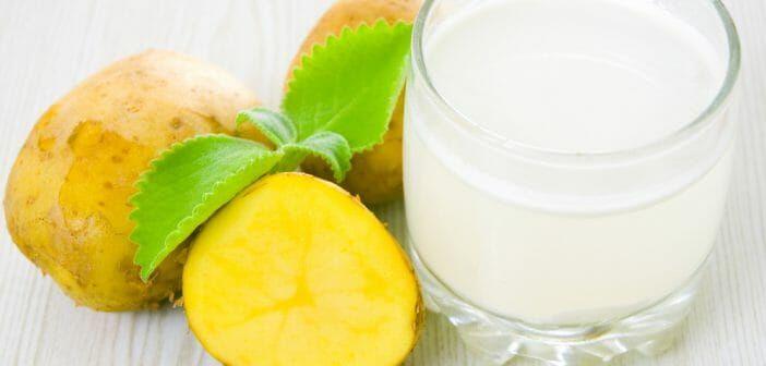 Le jus de pomme de terre pour maigrir ? - Le blog Anaca3